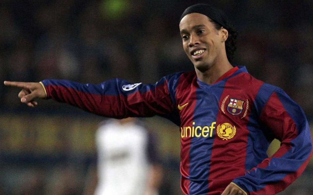 Ronaldinho in financial trouble over the unpaid environment fines in Brazil