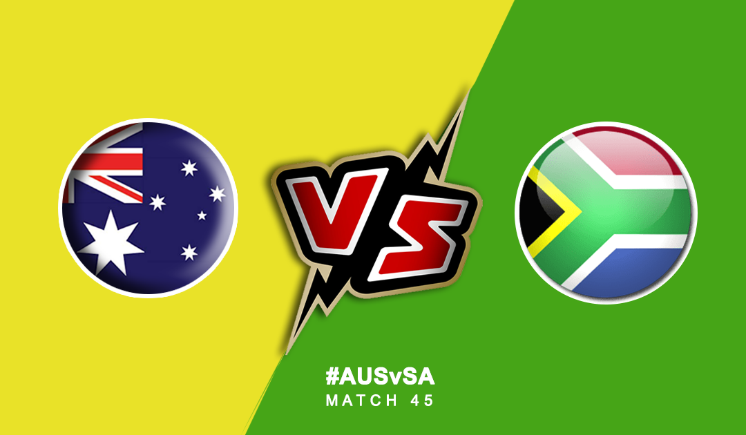 World Cup 2019: Australia vs South Africa | PlayerzPot Prediction