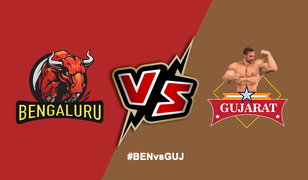 PKL 2019 Match 3: Bengaluru Bulls vs Gujrat Fortunegiants, Match Predictions and Preview