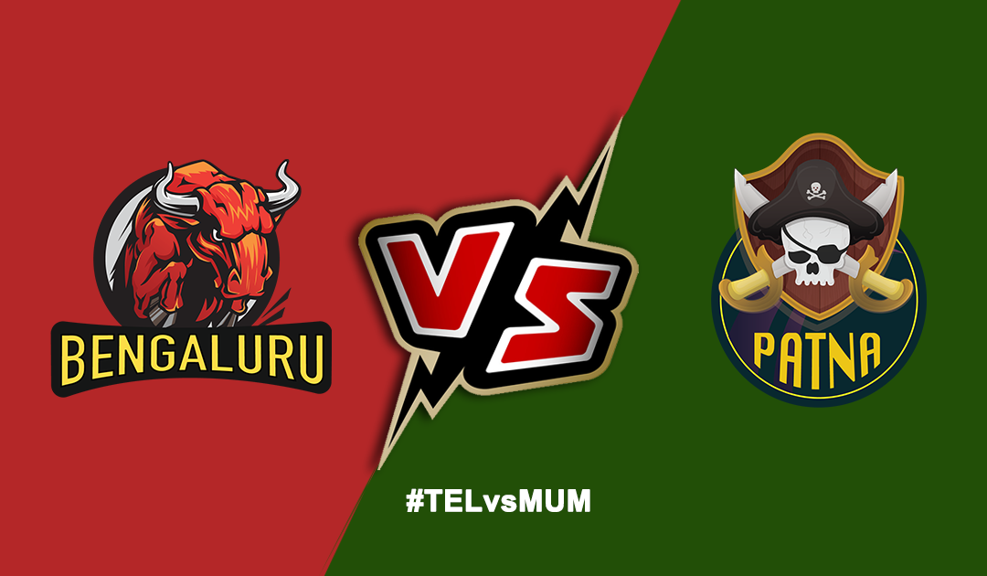 PKL 2019 Match 2 : Bengaluru Bulls vs Patna Pirates, Match Predictions and Preview