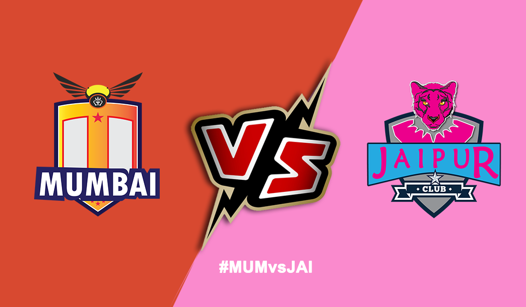 PKL 2019: Match 5 – U Mumba vs Jaipur Pink Panthers, Match Preview and Prediction