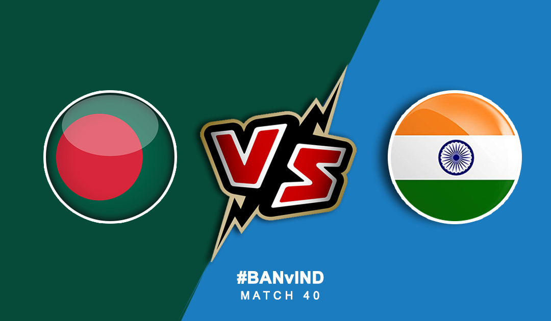 World Cup 2019: Bangladesh vs India | PlayerzPot Prediction
