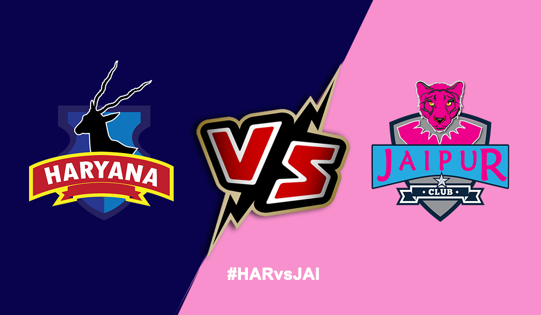 PKL 2019: Match 18 – Haryana Steelers vs Jaipur Pink Panthers, Match Preview and Prediction