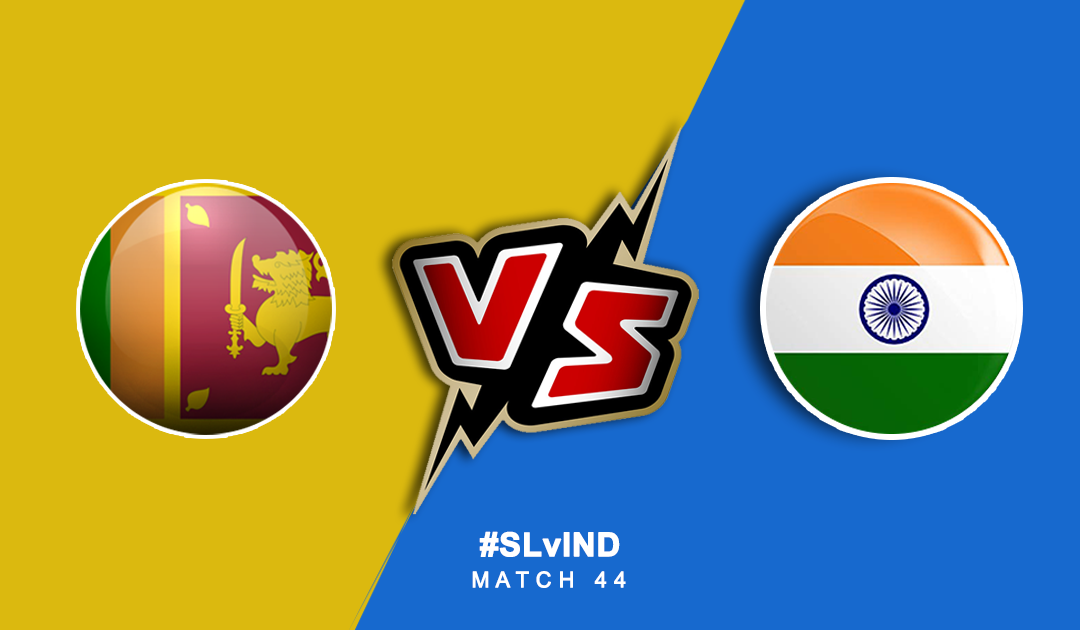 World Cup 2019: India vs Sri Lanka | PlayerzPot Prediction