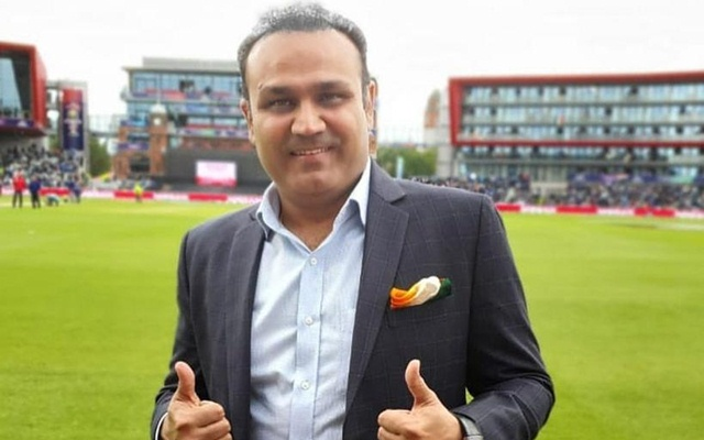 Sehwag praises Rohit and Rahul.