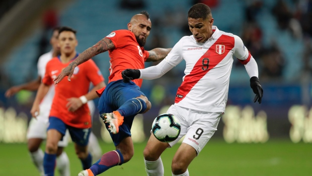 Chile crash out against Peru in semi-final upset: Copa America 2019