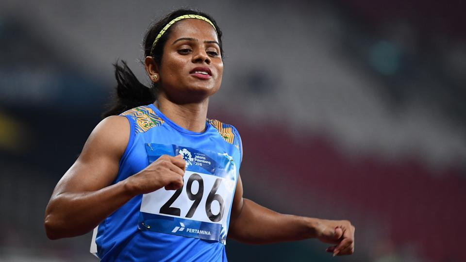 Dutee Chand wins historic 100m gold at World University Games