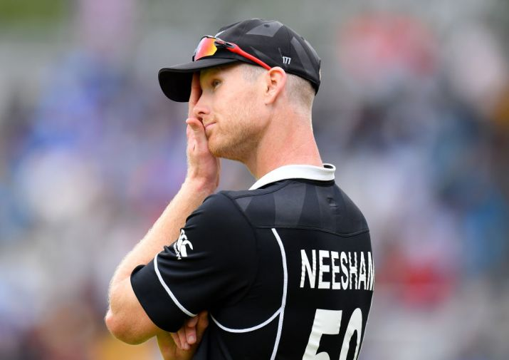 Kids, don't take up sports Jimmy Neesham's heartbreaking message
