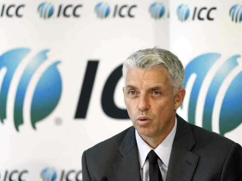 Bumrah impresses ICC CEO Dave Richardson.