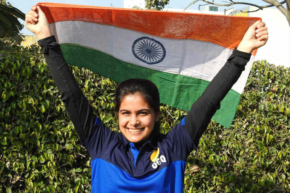 CWG gold medalist Manu Bhaker applies to Delhi University