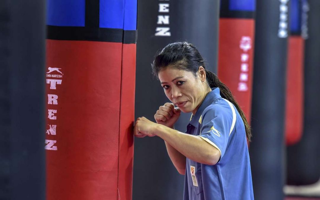 Boxing star Mary Kom makes bold statement on Olympic gold!