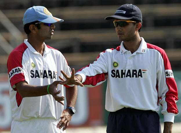 'God help Indian cricket', Ganguly lashes out at BCCI after Dravid served a conflict of Interest notice