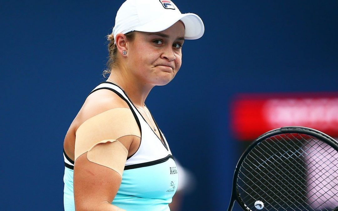 World No.1 Barty suffers shock loss in Toronto