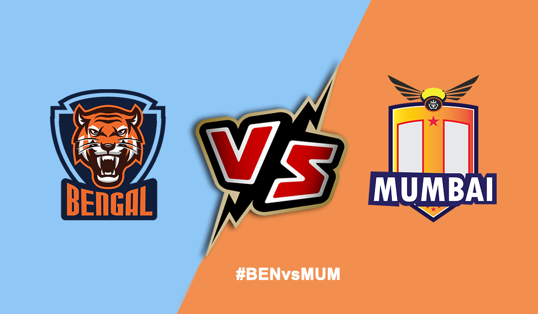 Pro Kabaddi League 2019: Bengal Warriors vs U Mumba