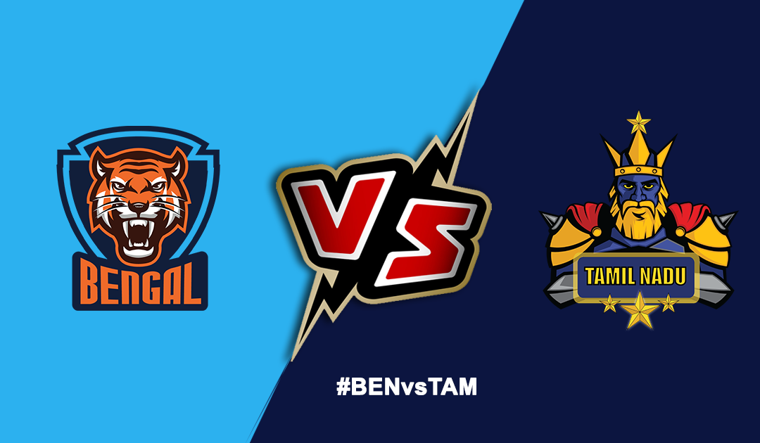 Pro Kabaddi League 2019: Bengal Warriors vs Tamil Thalaivas