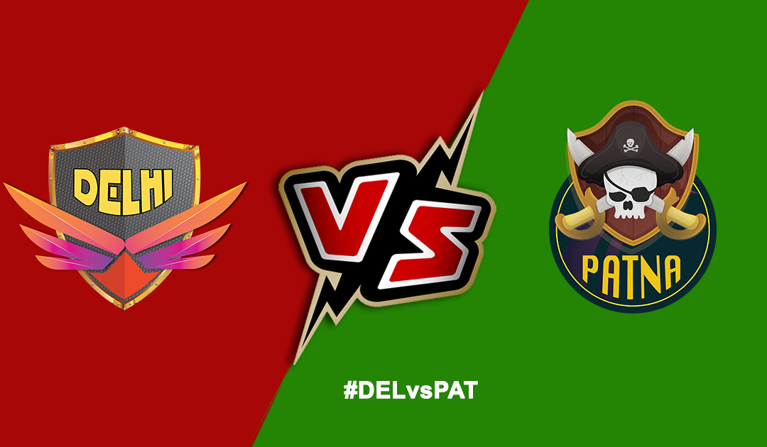 Pro Kabaddi League 2019: Dabang Delhi K.C. vs Patna Pirates