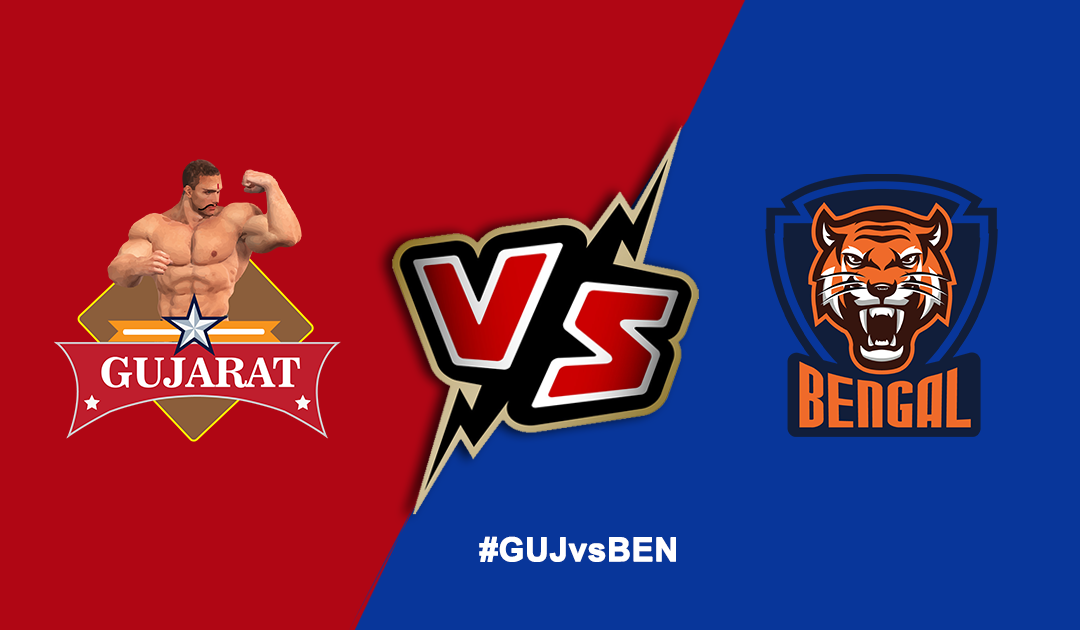 Pro Kabaddi League 2019: Gujarat Fortunegiants vs Bengal Warriors