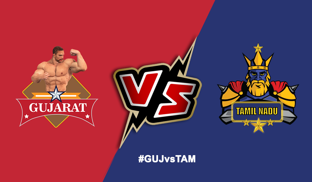 Pro Kabaddi League 2019: Gujarat Fortunegiants vs Tamil Thalaivas | Match 34