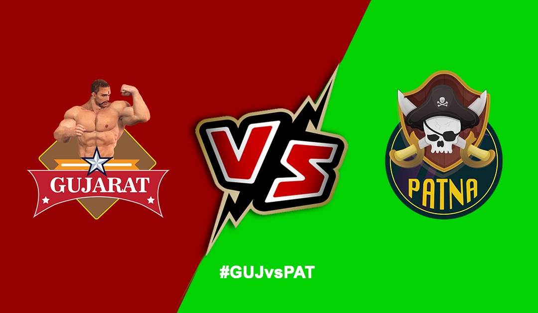 Pro Kabaddi League 2019: Gujarat Fortunegiants vs Patna Pirates