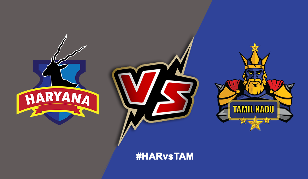 Pro Kabaddi League 2019: Haryana Steelers vs Tamil Thalaivas