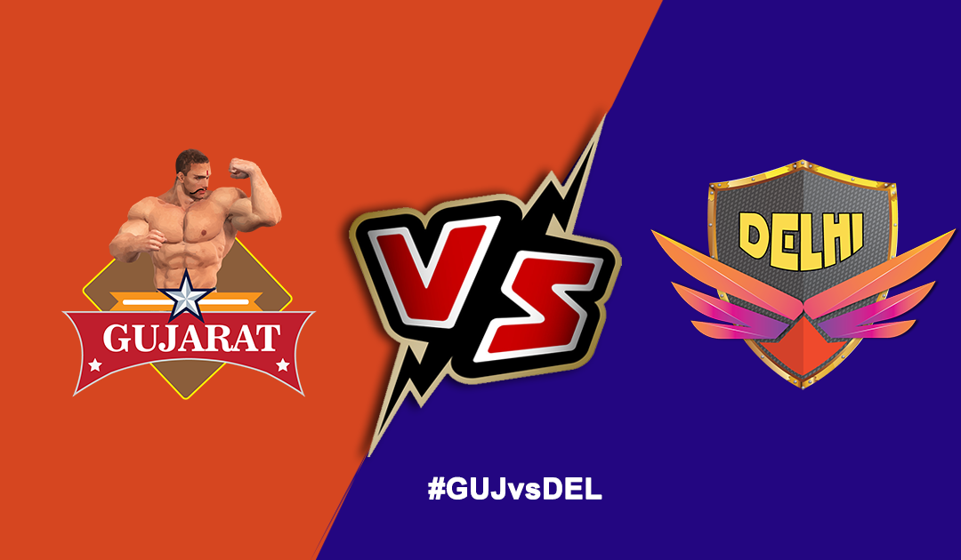 PKL 2019: Match 20 – Gujrat Fortunegiants vs Dabang Delhi KC, Match Preview and Prediction