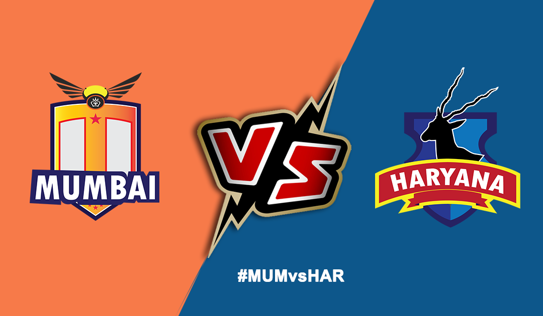 Pro Kabaddi League 2019: Haryana Steelers vs U Mumba