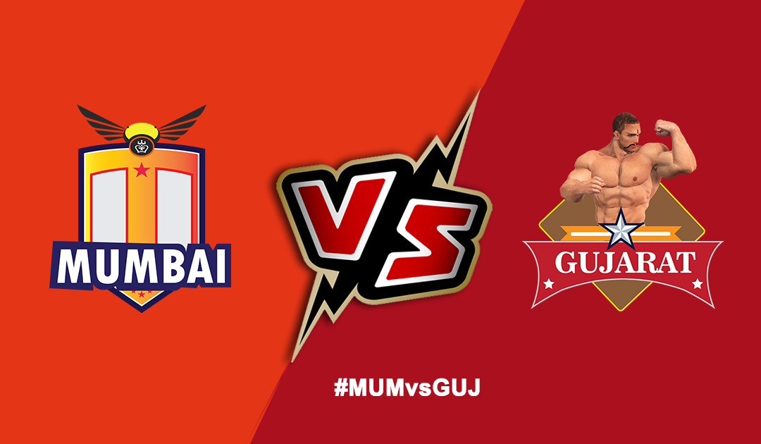PKL 2019: Match 22 – U Mumba vs Gujarat Fortunegiants, Match Preview and Prediction