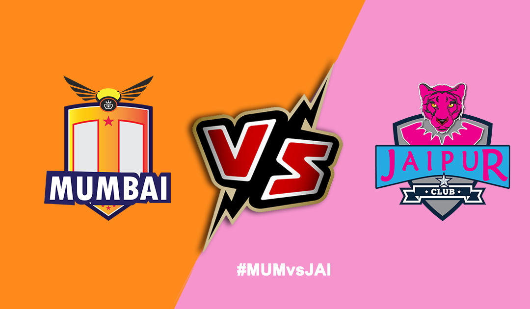 Pro Kabaddi League 2019: U Mumba vs Jaipur Pink Panthers