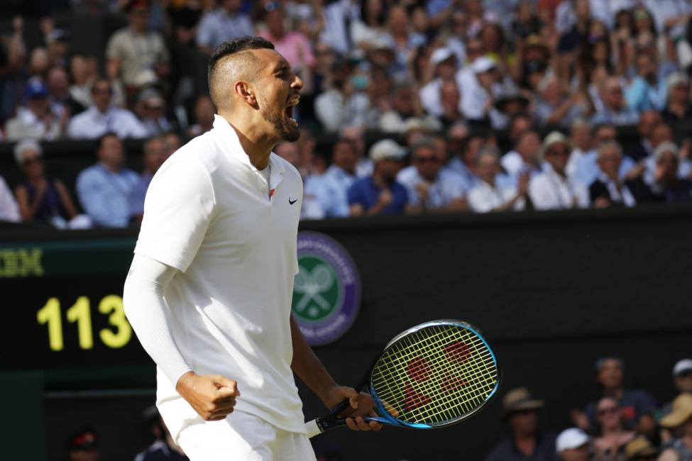 Cincinnati Masters: Nick Kyrgios fined $113k for violent conduct