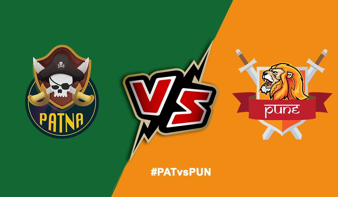 Pro Kabaddi League 2019: Patna Pirates vs Puneri Paltan