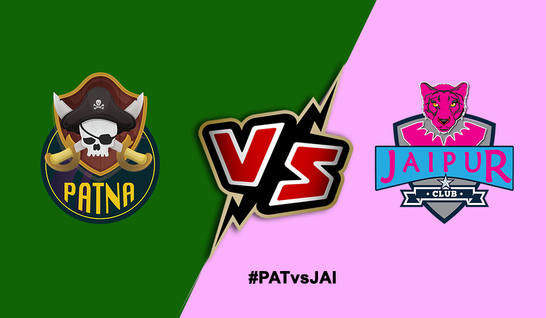 PKL 2019: Match 23 – Jaipur Pink Panthers vs Patna Pirates, Match Preview and Prediction