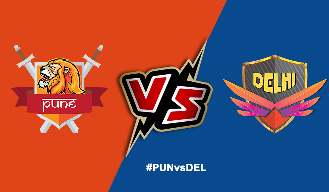 Pro Kabaddi League 2019: Puneri Paltan vs Dabang Delhi KC | Match 35