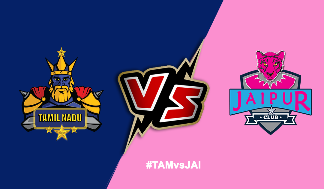 Pro Kabaddi League 2019: Tamil Thalaivas vs Jaipur Pink Panthers