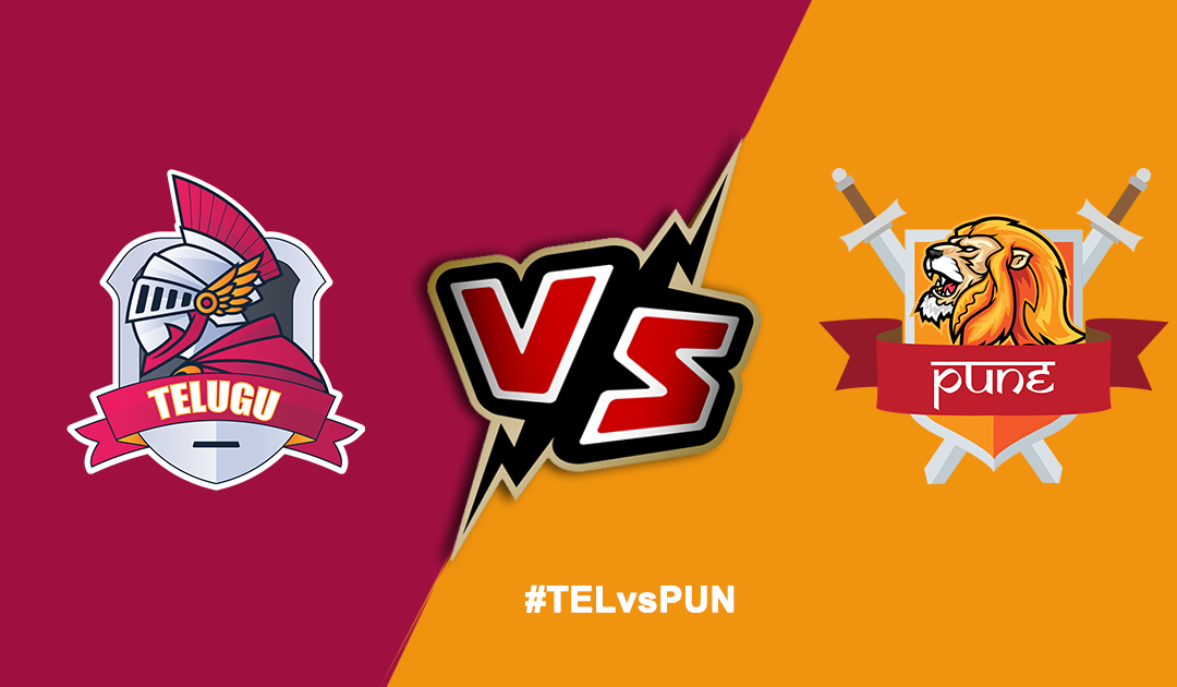 Pro Kabaddi League 2019: Telugu Titans vs Puneri Paltan