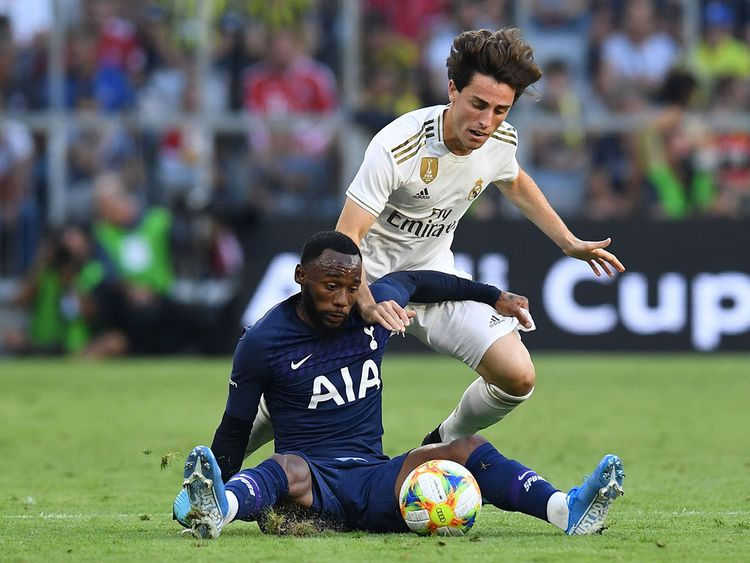 Pre-season struggles continue for Real Madrid with a loss to Tottenham