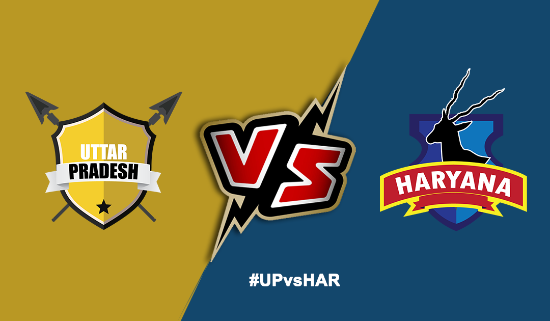 Pro Kabaddi League 2019: UP Yoddha vs Haryana Steelers