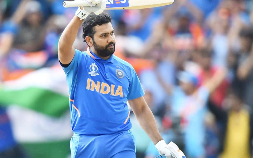 I walk out for my country: Rohit Sharma