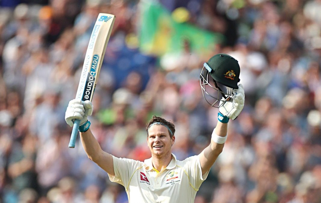 Steve Smith's masterful ton turns tide for Australia in Ashes Opener