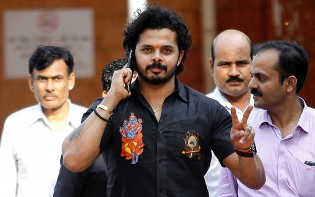 Cricketer Sreesanth's life ban reduced to seven years, eligible to play next year reduced to seven years, eligible to play next year
