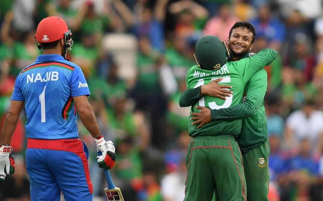 Shakib leads the charge as Bangladesh end Afghanistan voodoo