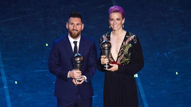 FIFA Awards – Messi Wins Player of The Year