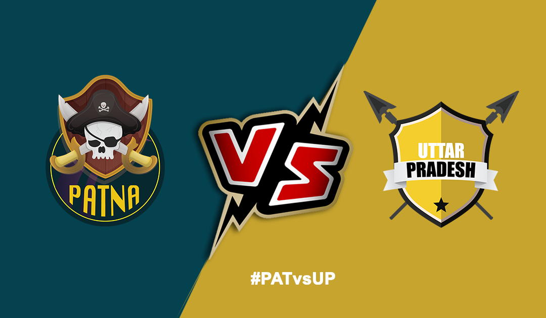 Pro Kabaddi League 2019:Patna Pirates vs UP Yoddha