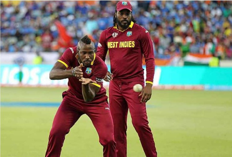 West Indies drop Gayle & Russell