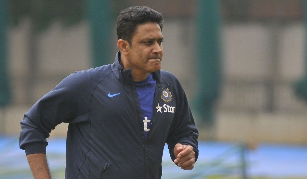 Kumble takes over coaching reins at Kings XI Punjab