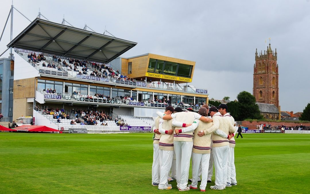 Somerset punished for 'poor pitch' in Championship decider