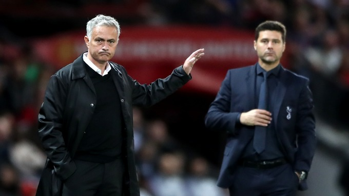 Mourinho replaces sacked Pochettino at Spurs