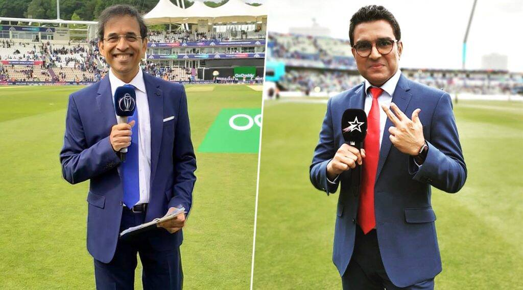 Fans furious as Manjrekar talks down to Bhogle