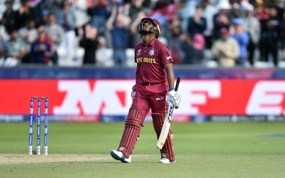 Nicholas Pooran suspended for Ball Tampering