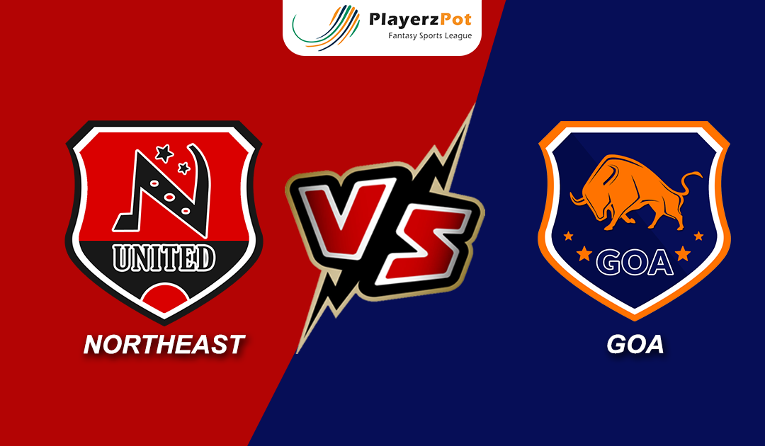 Northeast vs Goa – Match Preview, Predicted Line-ups & Prediction