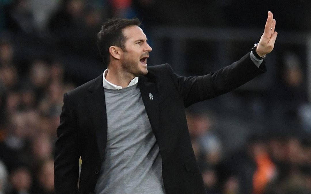Lampard says youngsters will flourish inspite of spending